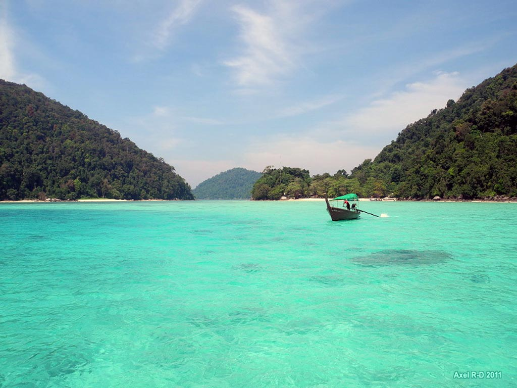 Thailand Beaches And Islands